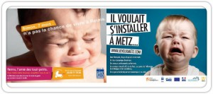 affiches Reims Metz