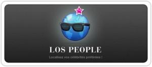 Los People, Application iOS pour traquer ses stars préférées