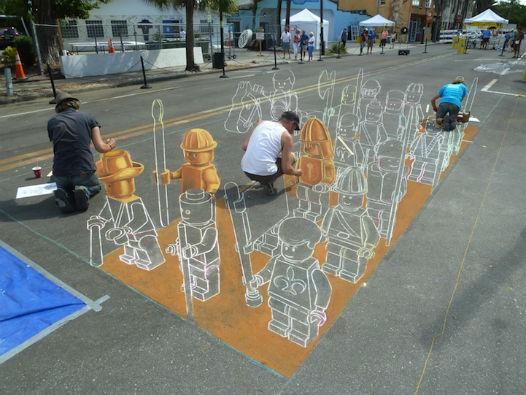 Armée LEGO en 3D