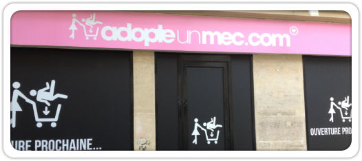 Boutique - Adopte Un Mec
