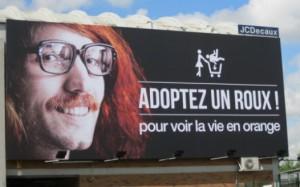 Adopte un roux