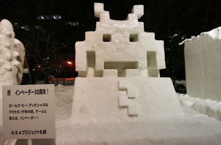 space-invaders-neige