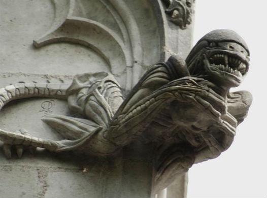 chapelle de bethleem alien