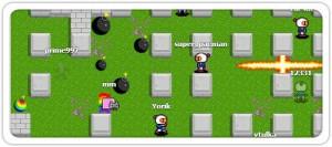 Bombermine, un bomberman multi-joueurs