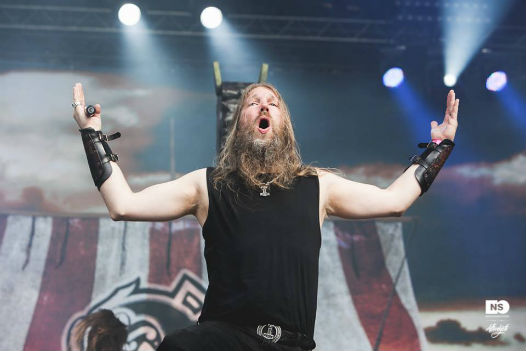 Amon Amarth Sonisphère par Afterdepth