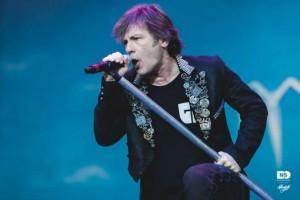 Iron Maiden à Sonisphère par Afterdepth