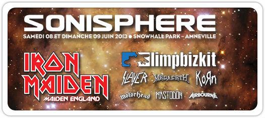 Sonisphère 2013 à Amnéville