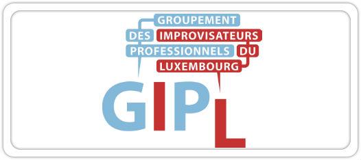 Logo GIPL, groupement des improvisateurs professionnels du Luxembourg