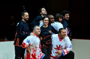 Equipes GIPL / Hero Corp : match d'impro au Luxembourg
