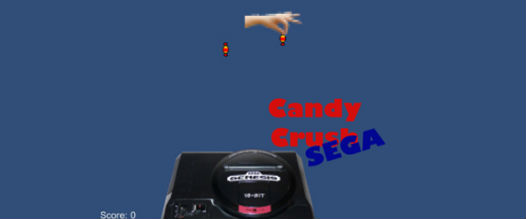 Candy Crush Sega