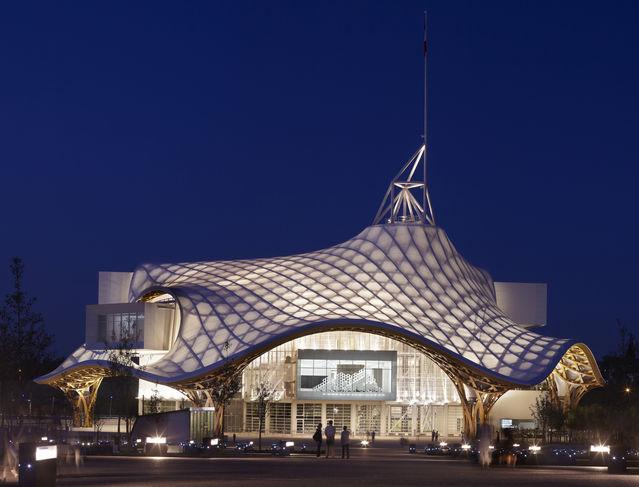 Pompidou - Metz, 2010 - Crédits : DIDIER BOY DE LA TOUR
