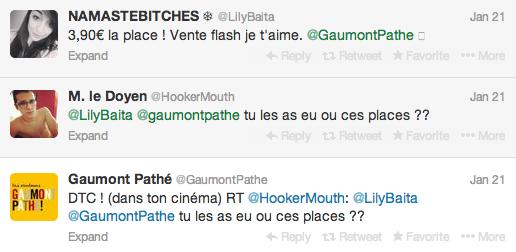 DTC - Dans ton cinéma Gaumont