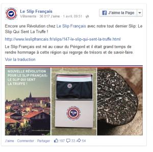 Le Slip Français