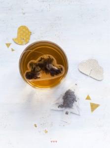 My little fabric - Sachet de thé spécial Noël