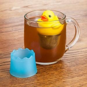 Boule à thé - Canard