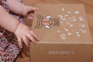 La folie des Box - Surpriz