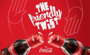 Friendly Twist - Coca Cola