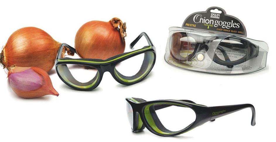 Onion Gogles - Lunettes pour éplucher les oignons sans pleurs