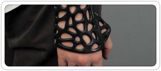 Osteroid, plâtre imprimé en 3D
