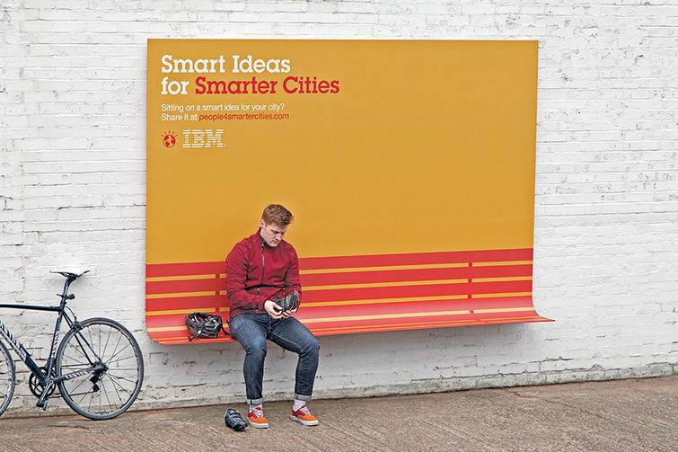 IBM « Smart Ideas for Smarter Cities »