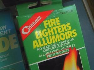 Allumes feu