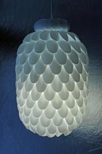 lampe cuillères