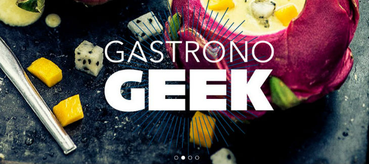 Gastronogeek, livre de recettes geek