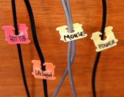 Tri pour les câbles