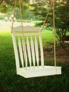 balançoire-chaise