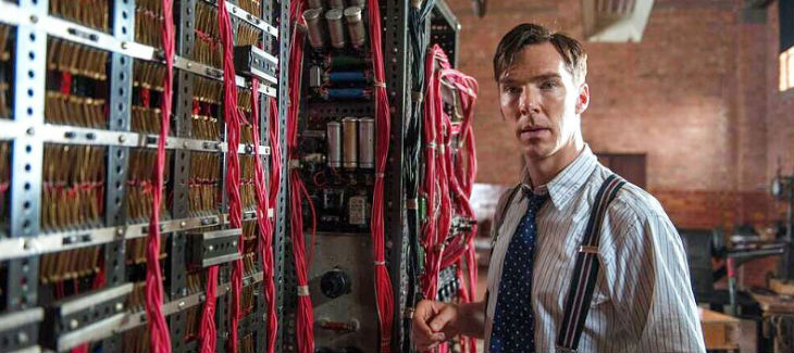 The imitation game, biopic Alan Turing