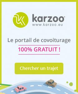 Karzoo, portail de covoiturage