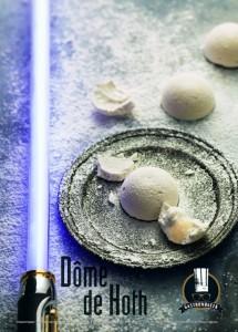 dome de hoth - Star Wars