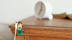 Lego porte câble