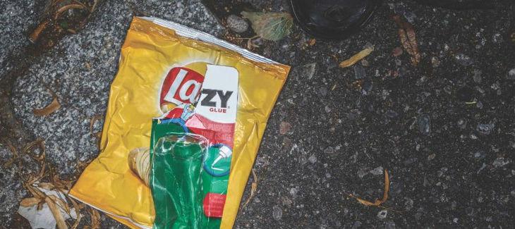 La ville de Toronto se lâche contre les gens qui jettent leurs déchets dans la rue