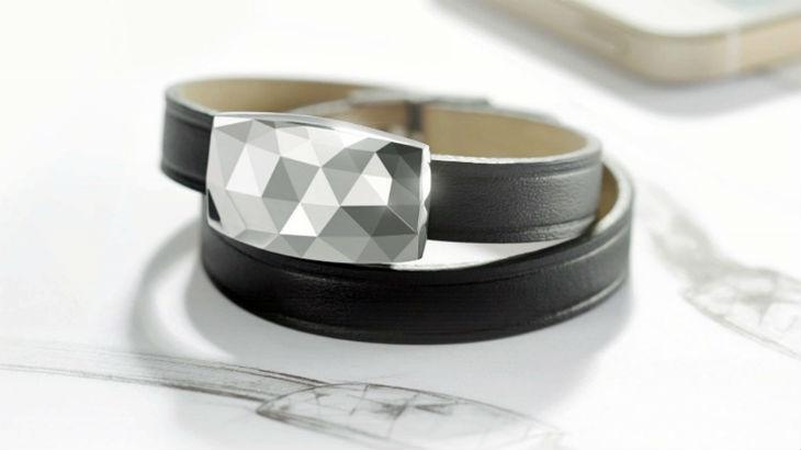 JUNE, bracelet connecté de Netnamo