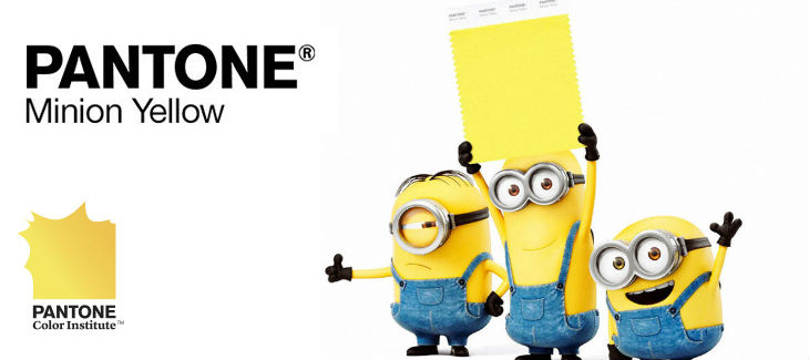 minion-pantone-color