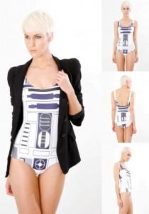 maillot de bain R2D2