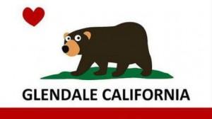 l'ours de glendale, californie