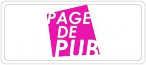 logo du blog page de pub