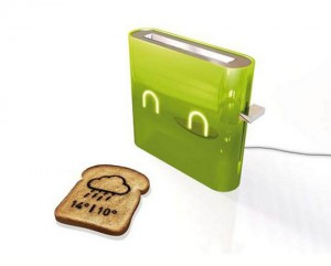 weather toaster - jamy
