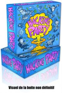 boite de jeu hacking party