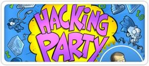 hacking party, le jeu de société