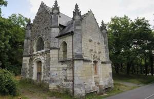 chapelle de bethleem, france, loire-atlantique