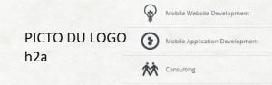 technople Solutions mets le pictogramme h2a sur sa page services