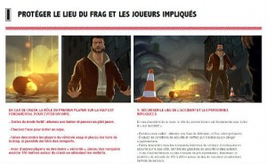 Licence to Heal, capture d'écran du site