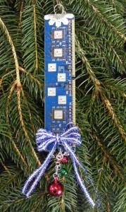 Récupération. Mémoire RAM pour décoration de Noël