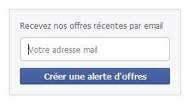 Alertes mail